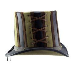 $251.50 - Absinthe Steampunk Top Hat