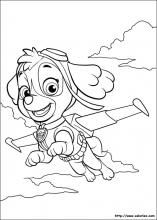 50 paw patrol printable coloring pages for kids find on coloring book thousands of coloring pages
