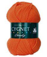 Cygnet Chunky - Orange Knitted Hats, Winter Hats, Orange, Knitting, Fashion, Moda, Tricot, Fashion Styles, Breien