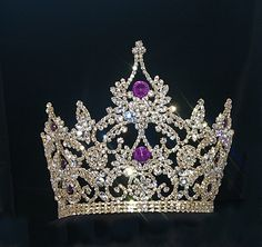 royal crowns and tiaras