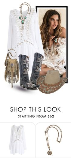 """""""Boots Cossacks (сапоги Казаки)"""" by holidai ❤ liked on Polyvore featuring Chicwish and Sweet Romance"""