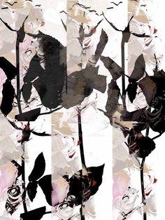 #solidblooms #floral #print #design #surfacepattern #textiles #textiledesign #designer #pattern