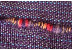 Tela de lana merina para utilizar como foulard o bufanda...