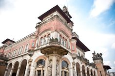 Palácio das Indústrias.