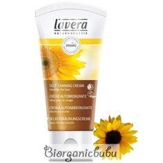 Crema autobronzanta de fata Sun Sensitiv cu ulei de macadamia, 50 ml