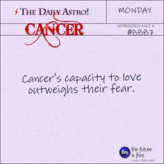 Cancer Daily Astro!: This is a great (free!) online tarot reading.  Visit iFate.com today!
