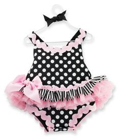 Mudpie bathing suit....Hailyn HAS to have this to match her 2 outfits like it :)