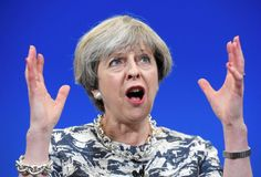 A Wave of Anger Crashes over Britain. Europe used to have a fearful respect of the Tories. But those days have long since passed. Now, the weakened party may have accidentally killed off #Brexit -- a pet project that most party leaders didn't want in the first place.
