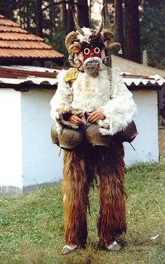 Slavorum » Slavic community & forum! » Slavic mythological folk-masks