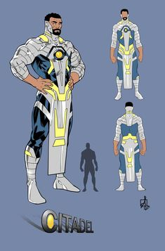 Black Anime Characters, Superhero Characters, Comic Book Characters, Comic Character, Comic Books Art, Comic Art, Character Education, Physical Education, Fantasy Character Design