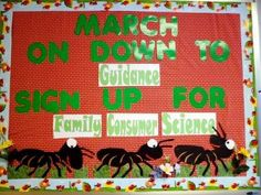 Bulletin Boards for Family and Consumer Sciences