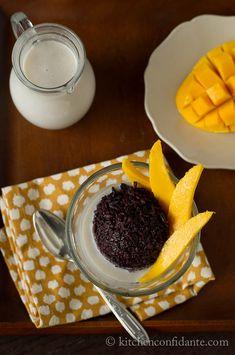 This has always been one of my fav dessert ... always. #Mango #CoconutMilk #StickyRice