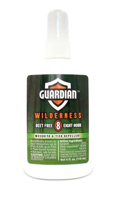 I'm learning all about Guardian Wilderness 8-Hour Repellent. Thanks to @Influenster! @GuardianRepels #Contest #WeBeatDEET