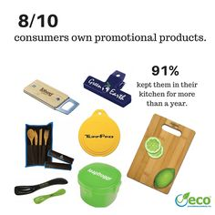Eco Friendly Kitchen Promotional Products