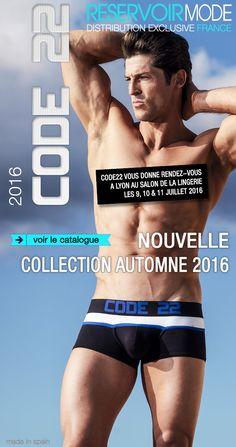 nouvele collection #code22 automne 2016/ hiver 2017 en pré-commande auprès de votre commercial http://pro.reservoir-mode.com/catalogue/File/PDF/code22_automne_hiver_2016.pdf