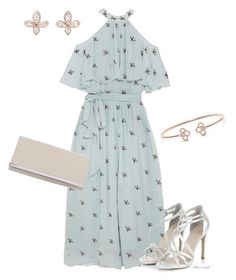 A fashion look from August 2017 featuring midi cocktail dress, heel pump and louis vuitton handbags. Browse and shop related looks. Midi Cocktail Dress, Temperley, Louis Vuitton Handbags, Pumps Heels, Fashion Looks, London, Clothes For Women, My Style, Polyvore