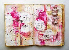 Czekoczyna - Kasia Krzyminska: art journal