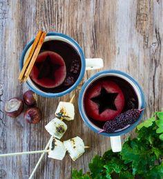 Glühwein Rezepte: Fruchtiger Brombeer-Glühwein