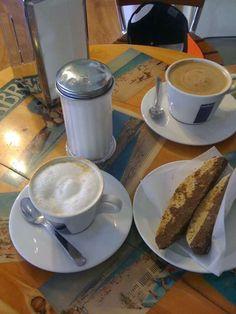Mara's Italian Pastry - North Beach. Cannolis!