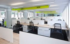 Co Work Angel Workspace by PENSON in interior design Category