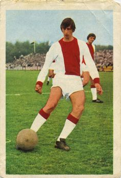 Johan Cruyff - Ajax.