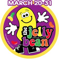 """Run with Jess: 3rd annual Jelly Bean race - anyone """"with"""" me?"""