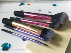 real techniques vs ebay dupes set real