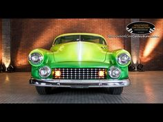 Kustom Kingdom: Chevy 1950 coupe full custom