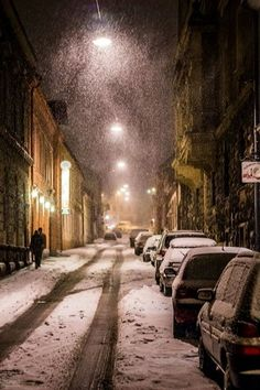Pécs, Hungary Let It Snow, Hungary, Walking, Street, Winter, Travel, Outdoor, Cities, Winter Time