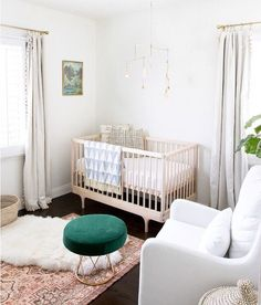 Minimalistic Nursery