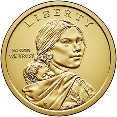Steady 2006 Coins & Paper Money Coins: Us p Sacagawea Golden Dollar Native American Proof Like Coin Us Mint Wide Selection;