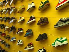 Shoe ID Game