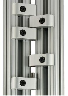 - Learn about Panels and Doors Extruded Aluminum, Aluminum Metal, Tool Shop, Aluminium Windows, Sheet Metal, Joinery, Windows And Doors, Slot, 3d Printing