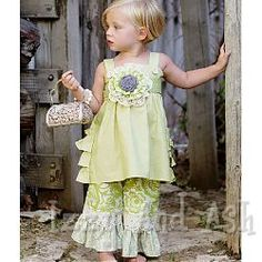 ideas for kids clothes to sew...