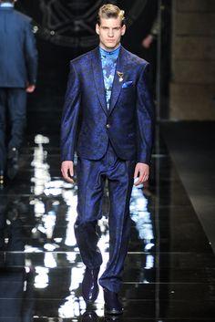Versace | Fall 2012 Menswear