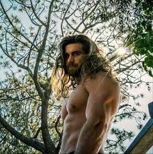 pictures of good looking guys with long hair - Google Search