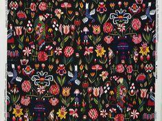 Lejondolken fabric