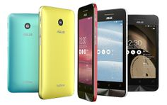 Asus ZenFone 4: 4-inch WVGA LCD, 1.2GHz dual-core Intel Atom, Android 4.3, 5MP camera