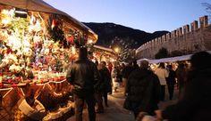 Mercatino di Natale a Trento - Trento - Trentino - Provincia di Trento