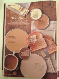 Better Homes and Gardens Tea & Toast