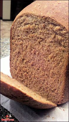 My best friend's copycat version of Outback Steakhouse Bread - made with a bread machine. AMAZING!