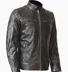 f28bc8445c Looking for WONDERPIEL Men s Genuine Lambskin Leather Biker Jacket Inspired  David Beckham - Black   Check out our picks for the WONDERPIEL Men s  Genuine ...