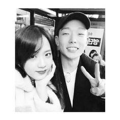 BobSoo Best Friend Goals, Best Friends, Kpop Couples, Korean Couple, Queen, Yg Entertainment, Ulzzang Girl, Jaehyun, Ikon