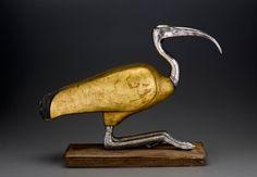 Brooklyn Museum: Egyptian, Classical, Ancient Near Eastern Art: Ibis Coffin