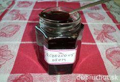 Ribezľový džem