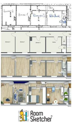 Did you know you can upload and draw over a blueprint, floorplan or even a sketch to create your RoomSketcher project?  Turn static 2D floor plans into flexible and dynamic 3D floor plans. In this week's blog post we'll show you how- http://www.roomsketcher.com/blog/how-to-draw-from-a-blueprint/ #floorplan #blueprint #homeimprovement #homedesign