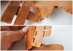 フェルトの野球グローブの作り方と無料型紙をスマホで印刷する方法 Gingerbread Cookies, Breakfast, Desserts, Food, Feltro, Gingerbread Cupcakes, Morning Coffee, Tailgate Desserts, Deserts
