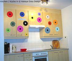 Kitchen In, Dots Design, Design Services, Design Products, Wall Sticker, Service Design, Toy Chest, Storage Chest, Interior Design