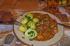 Sächsisches Senffleisch