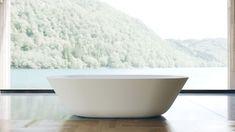 Modern Bathtub, Bathtubs, Basin, Mood, Bathroom, Home Decor, Washroom, Decoration Home, Bathtub